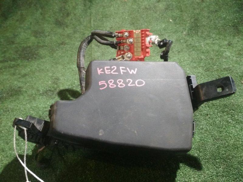 Блок предохранителей Mazda Cx-5 KE2FW SH-VPTS 2012