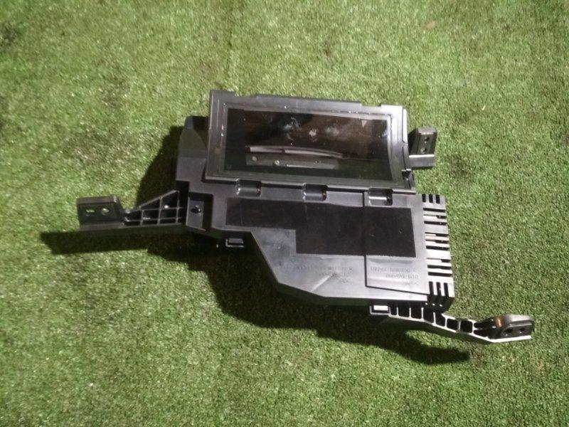 Спидометр Toyota Prius ZVW51 2ZR-FXE