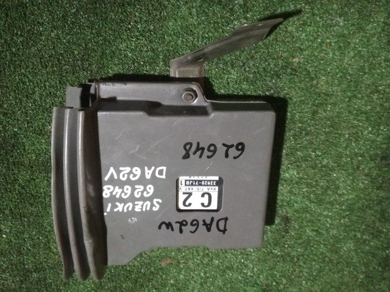 Блок efi Suzuki Every DA62W K6A