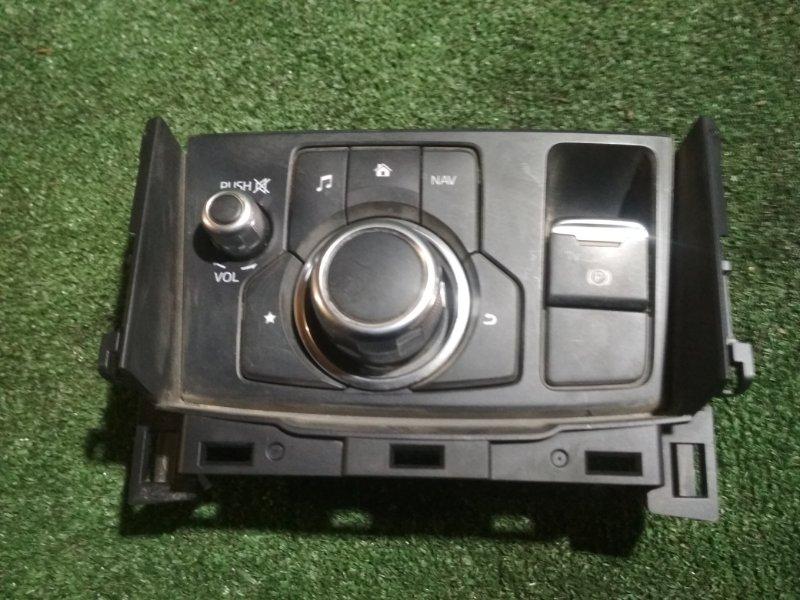 Блок управления Mazda Axela BM2FP SH