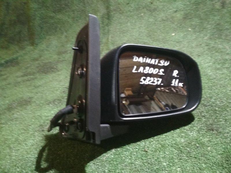 Зеркало Daihatsu Move Canbus LA800S KF-VE4 2019 правое