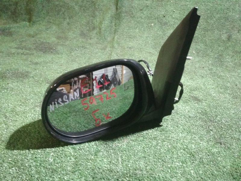 Зеркало Nissan Note E11 левое
