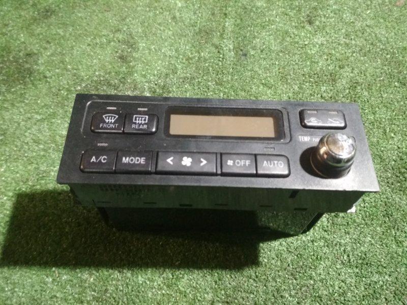 Климат-контроль Toyota Markii JZX100 1JZ-GE 1998