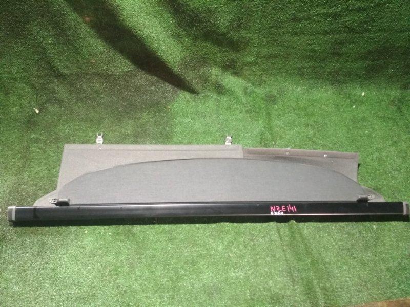 Шторка багажника Toyota Corolla Fielder NZE141 1NZ-FE