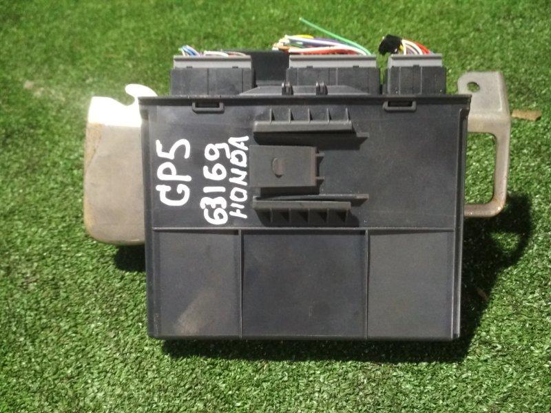 Блок иммобилайзера Honda Fit GP5 LEB