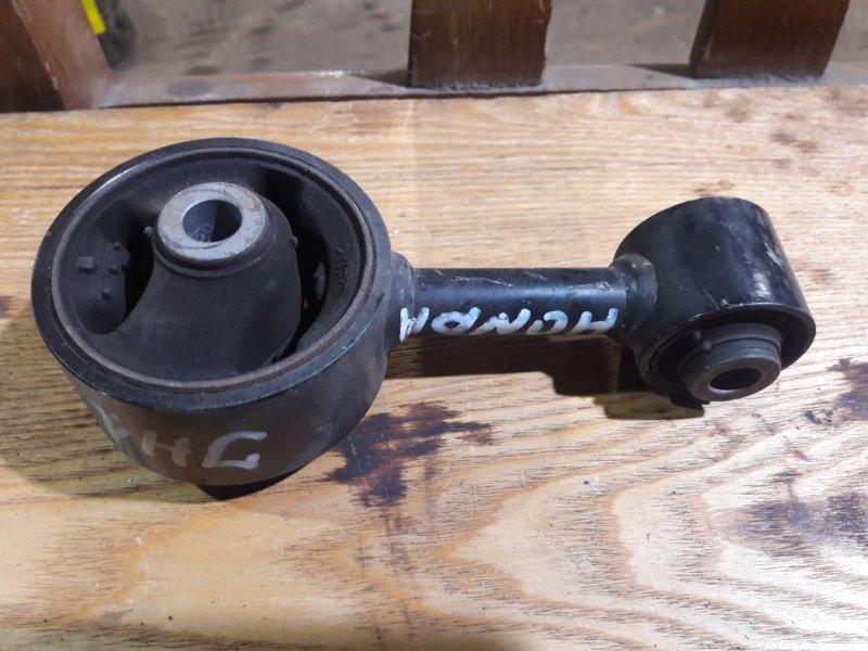 Подушка двигателя Honda N-Wgn JH1 S07A задняя