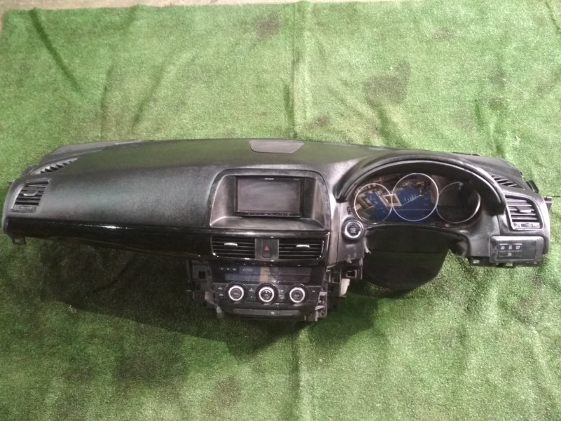 Панель Mazda Cx-5 KE2FW SH-VPTS 2012