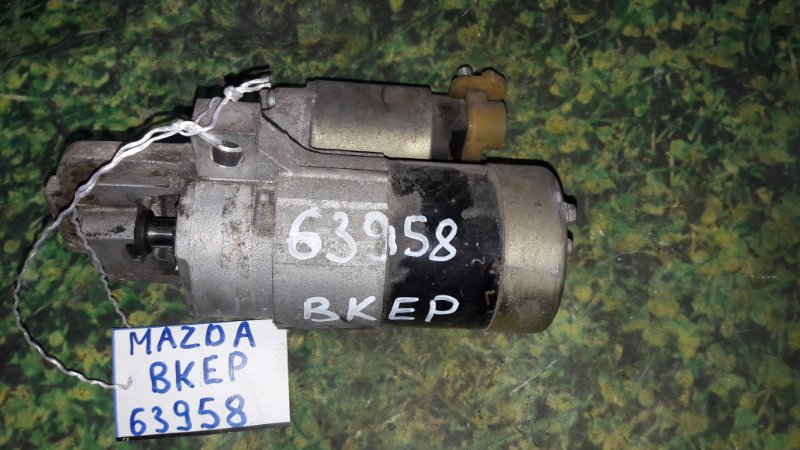 Стартер Mazda Axela BKEP LF-DE 0