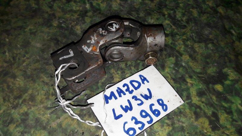 Рулевой карданчик Mazda Mpv LW3W L3