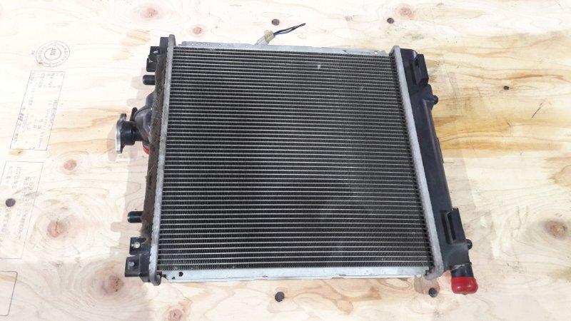 Радиатор Suzuki Kei HN22S K6A