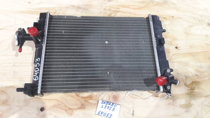 Радиатор Subaru Pleo L275B KF-VE