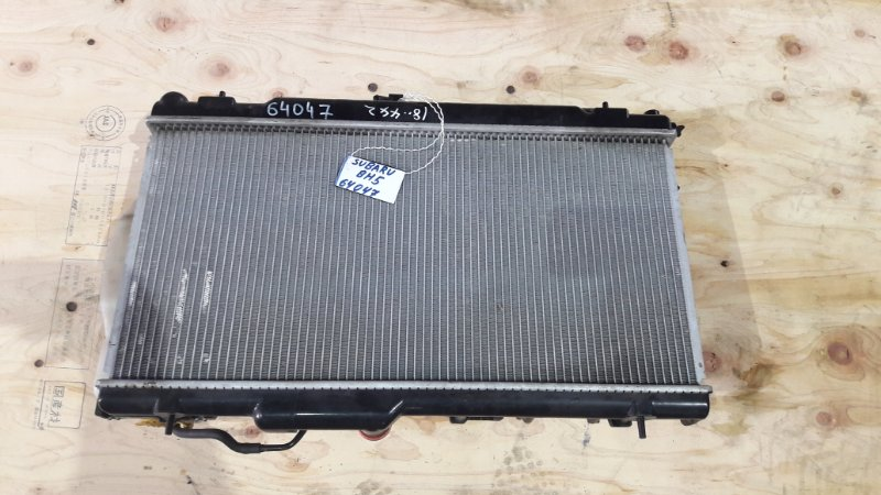 Радиатор Subaru Legacy BH5 EJ20