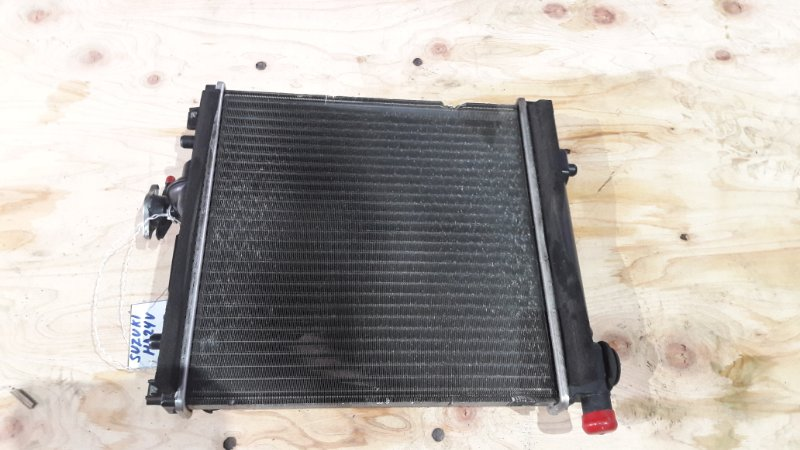 Радиатор Suzuki Alto HA24V K6A