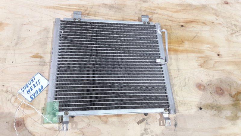 Радиатор кондиционера Suzuki Lapin HE21S K6A