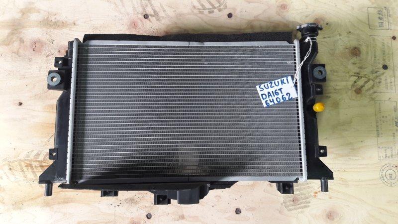 Радиатор Suzuki Carry Truck DA16T R06A
