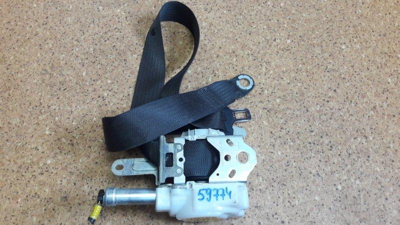 Ремень безопасности Toyota Voxy ZRR80 3ZR-FAE передний левый