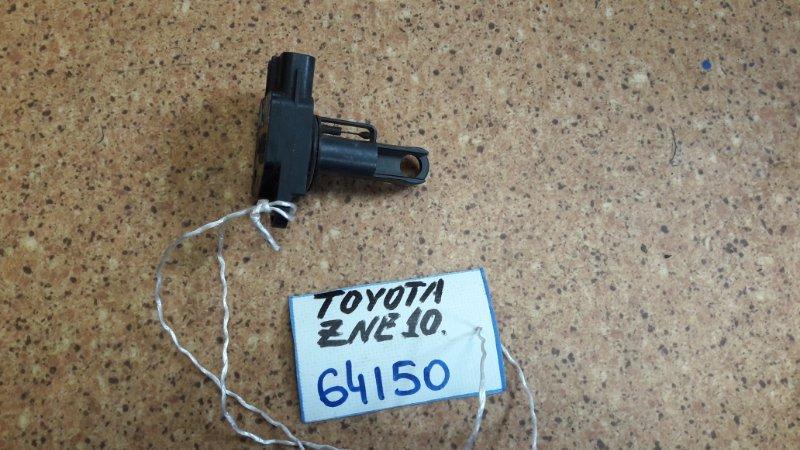 Датчик расхода воздуха Toyota Wish ZNE10 1ZZ-FE