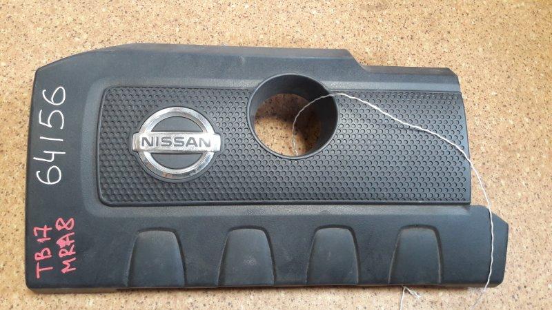 Крышка двигателя Nissan Bluebird Sylphy TB17 MRA8DE