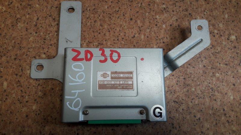 Блок управления автоматом Nissan Elgrand ATWE50 ZD30DDT