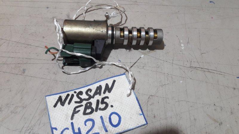 Датчик vvt-i Nissan Sunny FB15 QG15DE