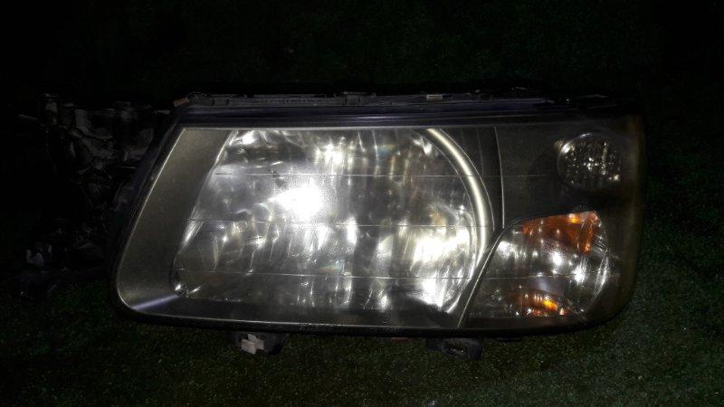 Фара Subaru Forester SG5 EJ205 левая