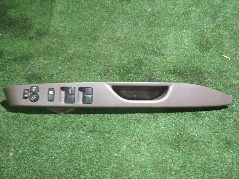 Блок управления стеклами Suzuki Mr Wagon MF33S R06A передний правый