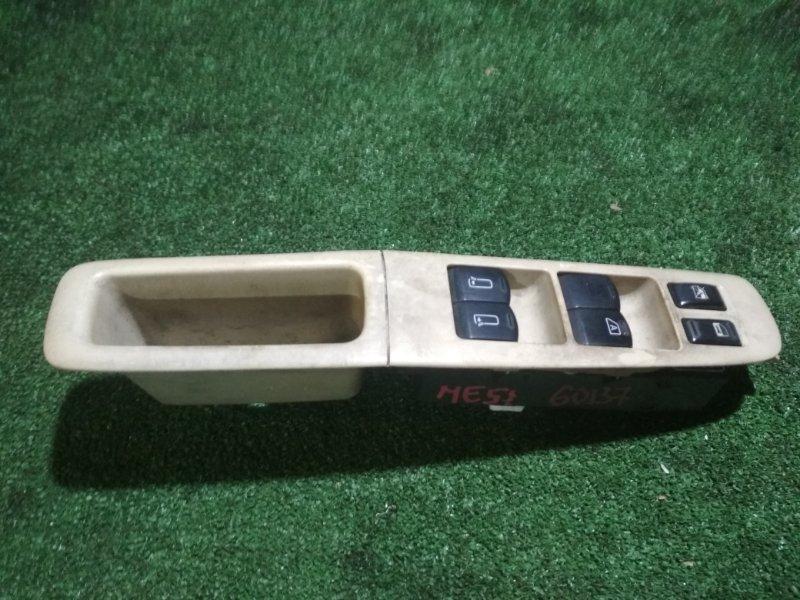 Блок управления стеклами Nissan Elgrand ME51 VQ25DE передний правый