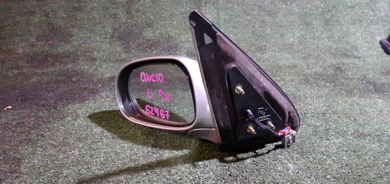 Зеркало Nissan Bluebird Sylphy QNG10 QG18DE левое