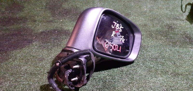 Зеркало Honda Life JB5 P07A правое
