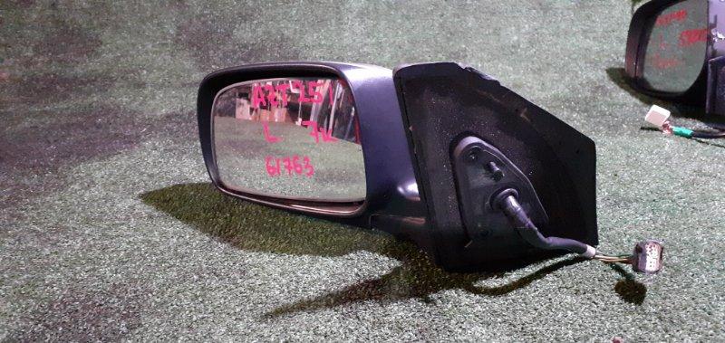 Зеркало Toyota Avensis AZT251 2AZ-FSE левое