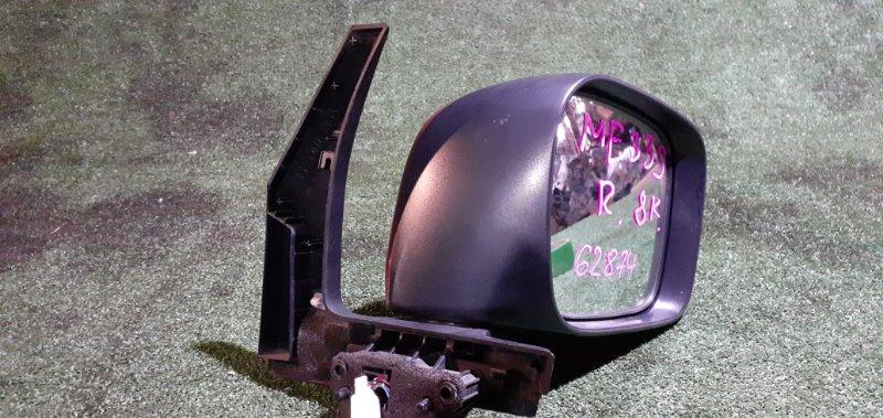 Зеркало Suzuki Mr Wagon MF33S R06A правое