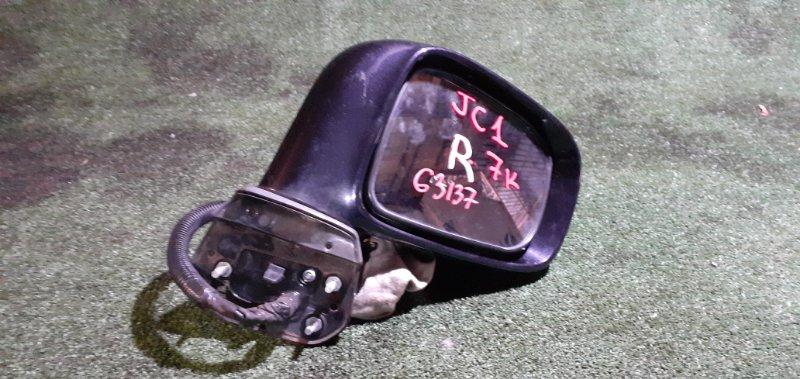Зеркало Honda Life JC1 P07A правое