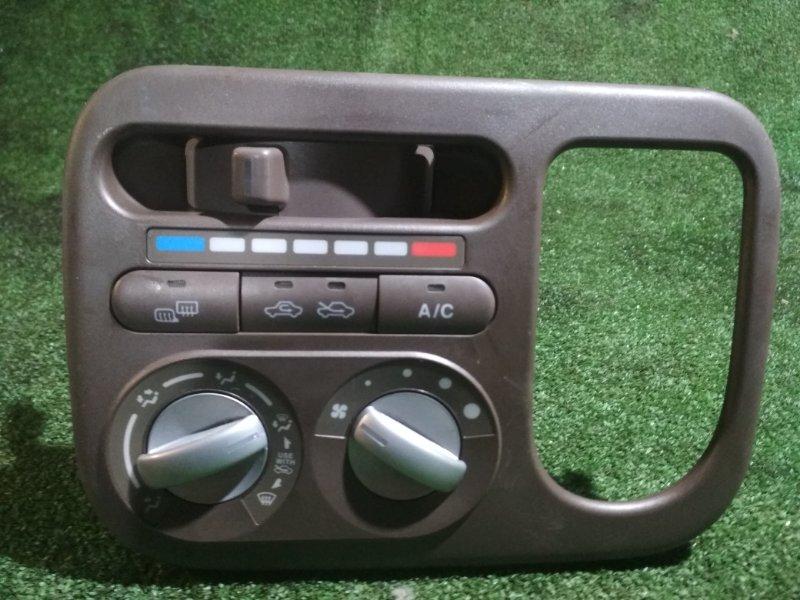 Климат-контроль Suzuki Lapin HE22S K6A