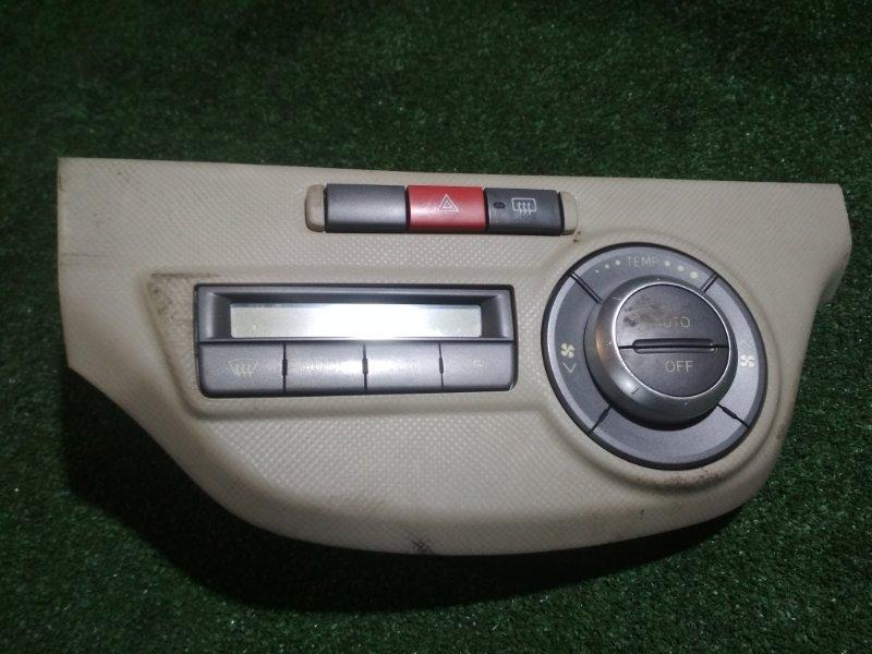 Климат-контроль Daihatsu Tanto Exe L455S KF