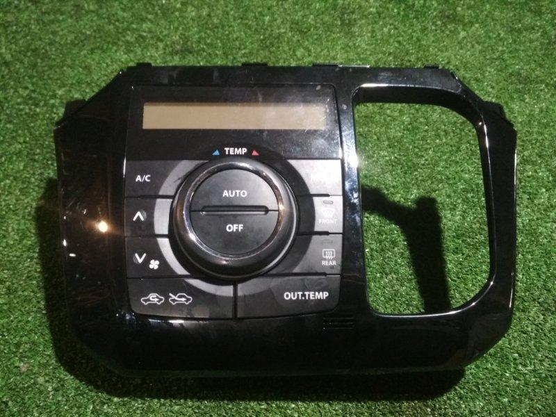 Климат-контроль Suzuki Palette MK21S K6A