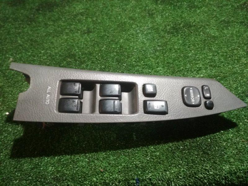 Блок управления стеклами Toyota Isis ANM10 1AZ-FSE передний правый
