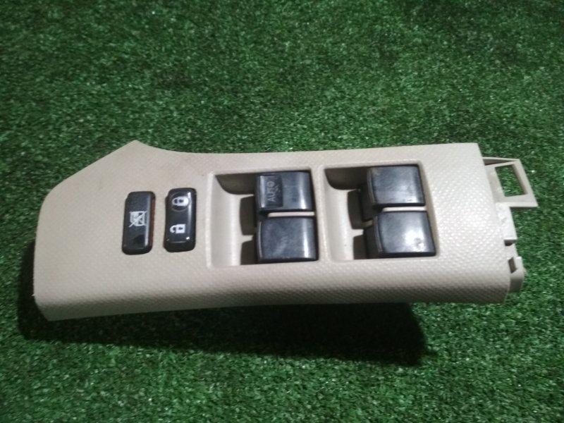 Блок управления стеклами Toyota Vitz SCP90 2SZ-FE передний правый