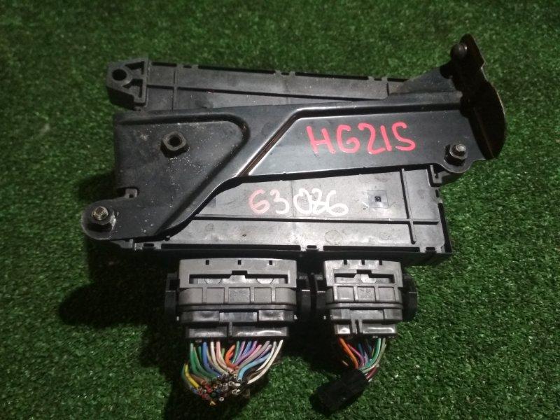 Блок efi Suzuki Cervo HG21S K6A