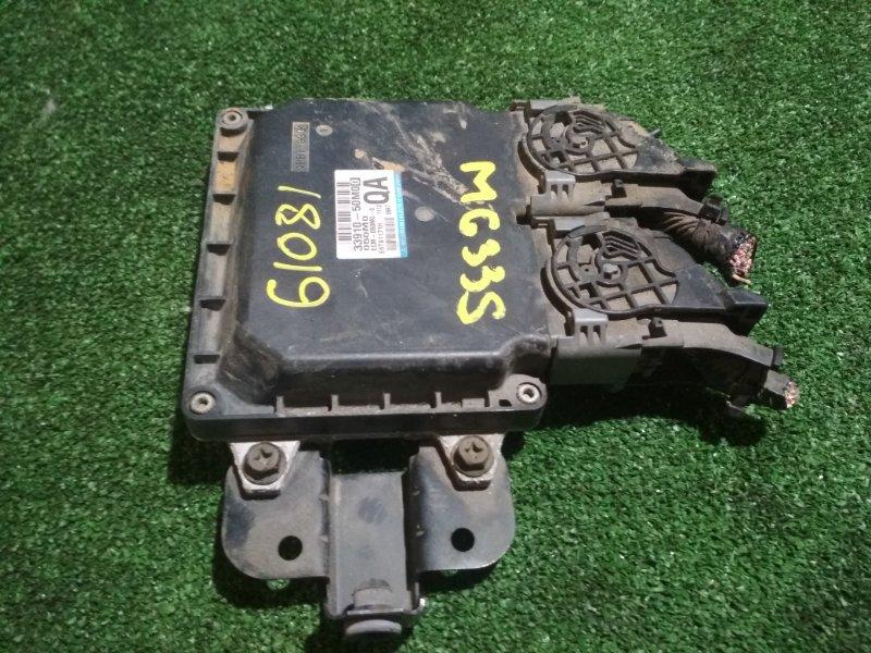 Блок efi Nissan Moco MG33S R06A