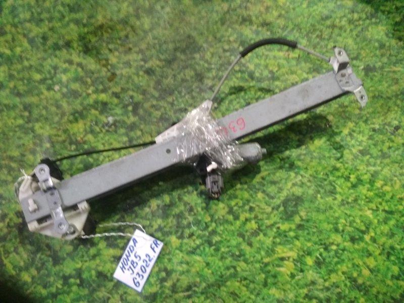 Стеклоподъемный механизм Honda Life JB5 P07A передний правый