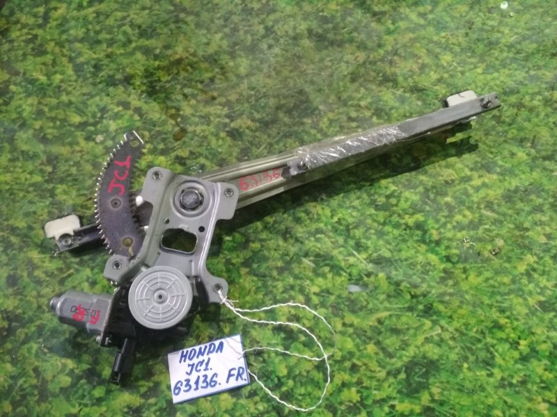 Стеклоподъемный механизм Honda Life JC1 P07A передний правый