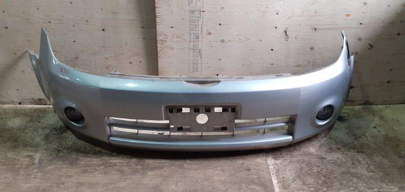 Бампер Nissan Lafesta B30 MR20 передний