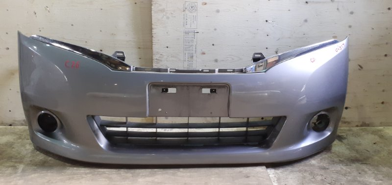 Бампер Nissan Serena C26 MR20 передний