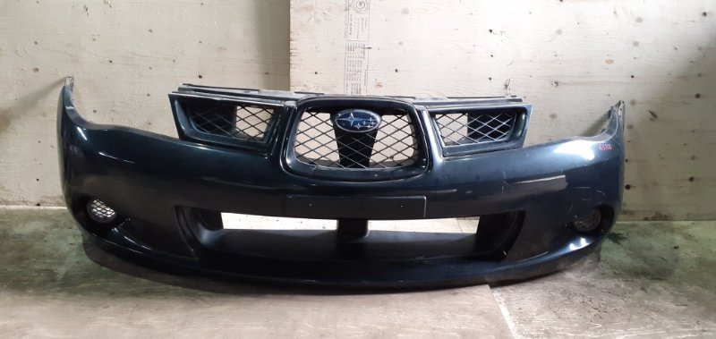 Бампер Subaru Impreza GG2 EJ15 передний