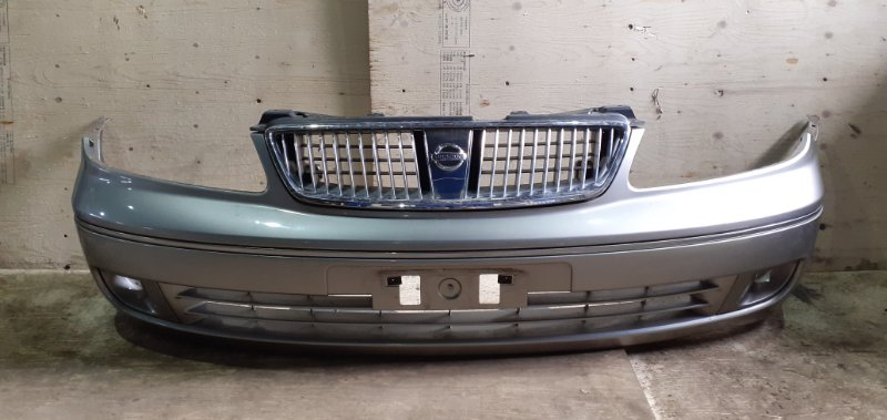 Бампер Nissan Bluebird Sylphy QNG10 QG18DE передний