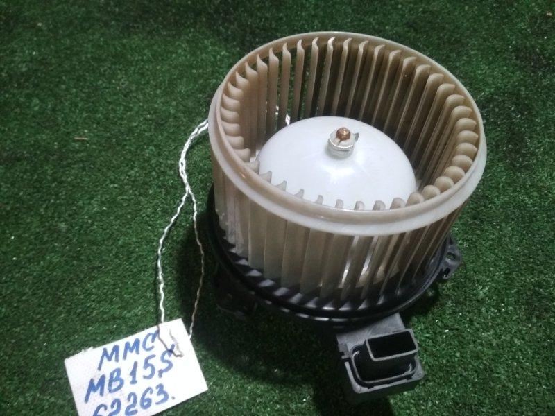 Мотор печки Mitsubishi Delica D2 MB15S K12B