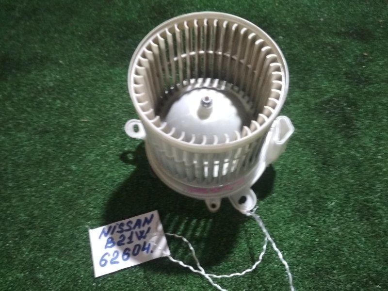 Мотор печки Nissan Dayz B21W 3B20