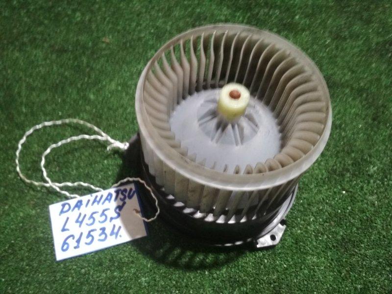 Мотор печки Daihatsu Tanto Exe L455S KF