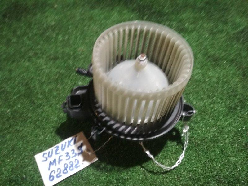 Мотор печки Suzuki Mr Wagon MF33S R06A