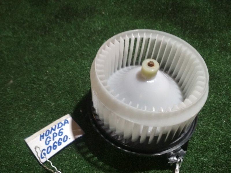 Мотор печки Honda Fit GP6 LEB